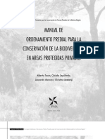Manual de Unidades de Conservacion