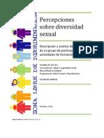 Analisis de La Informacion Sobre Percepciones de Diversidad Sexual