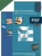 Tabletas Placebo