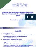 Exposicion Del Banco Mundial. Sr. Alejandro Solanot Siaf