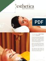 Esthetica Spa & Salon Furniture Catalog