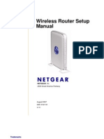 Netgear WPN824v3. Manual