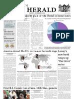 November 5, 2012 issue