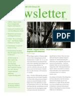 Group 48 Newsletter - November 2012