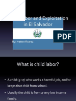 Child Labor & Exploitation