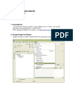 Develop and Deploy Web App Using Google App Engine Demo