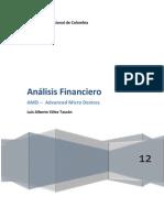 Analisis Financiero AMD
