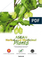 ASEAN Herbal and Medicinal Plants 2010