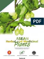 ASEAN Herbal and Medicinal Plants 2010