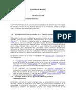 Derecho Romano i (Semana 1)