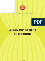 ASEAN Investment Guidebook 2009