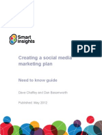 Need to Know Social Media Strategy Smart Insights