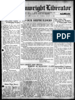 Wainwright Shipyards ~ 08/15/42