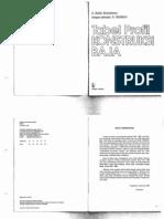 Tabel Profil Konstruksi Baja - Ir. Rudy Gunawan