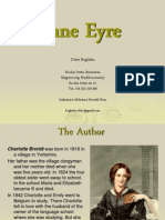 the presentation of isolation in jane Jane eyre unsettled views as to how women should act and behave, suggesting, in lady eastlake's eyes, almost an overthrowing of social order unlike the long-suffering heroines in charlotte brontë's early writings, who pine away for the dashing, promiscuous duke of zamorna, jane.