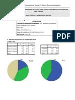 Crocca - Informe Encuestas a Jurados Populares 2010