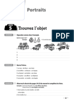 Cahier d'Exercises
