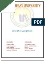 Case Study Joint Venture