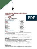 cotação de preços - computadores