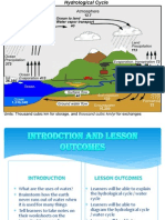 Water Cycle Assignment