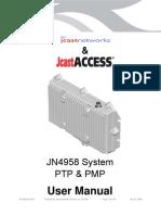 JN4958(PTP) User Manual