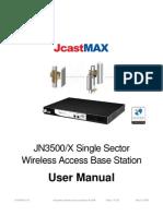 JnMAX(BS) UserManual