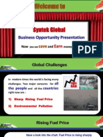 syntekglobalbusinesspresentation1-120511135746-phpapp02