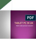 Tablet pc in uk
