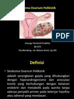 Sindroma Ovarium Polikistik Referat
