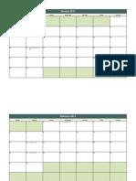 Fatiah's Spm2012 Time-table