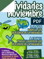 11 Cartel Noviembre 2012