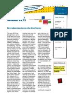 CHME News Autumn 2012