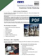 Transformer Online Monitoring English