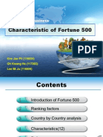 International_Business_Characteristic of Fortune 500