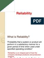 Reliability[1]