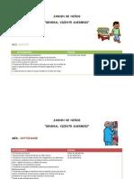 Plan Anual de Lectura 2012