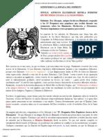 ANTIGUO ILLUMINATI REVELA FUERTES HECHICERÍAS LIGADA A LA MASONERÍA