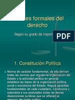 Fuentes Formales Del Derecho