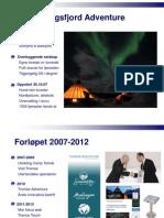 Etablererveileder 2012 - Lyngsfjord Adventure - Hans-Olav Eriksen