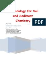 Sediment EditedMethodology