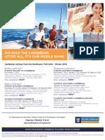 Supreme Clientele Travel RCCL Carib Sailings NE