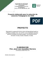 Proyecto de Innovacion Jose Luis Gonzalez Herrera