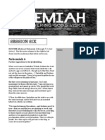 Nehemiah Session Six