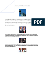 Elections présidentielles américaines 2012