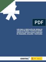 Guia Verificacion Sistema APPCC