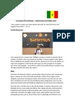 Informativo Senegal Outubro 2012 PDF