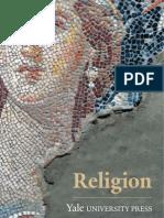 Yale University Press Religion 2012 Catalog