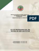 Ley de Protección Civil SLP