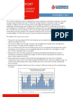 October 2012 US Employment Report