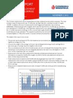 October 2012 US Employment Report